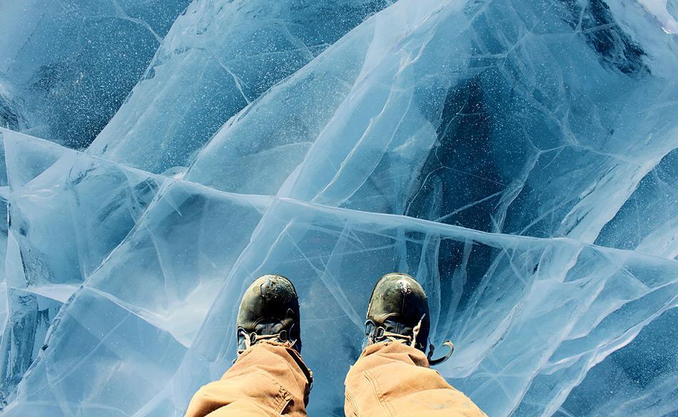 Der Fryxellsee wurde von der Terra-Nova-Expedition (1910 bis 1913) unter Sir Robert Falcon Scott entdeckt und kartographiert.