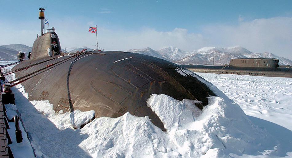 Ein signifikanter Teil der russischen Atom-U-Bootflotte ist im Norden stationiert. Die russische Regierung hatte Pläne angekündigt, die Flotte zu modernisieren und sie entlang der russischen Küste patrouillieren zu lassen. Bild: Vitaliy Ankov
