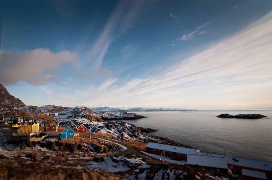 Die Arctic Circle Road wird die Siedlung Sisimiut mit Kangerlussuaq verbinden. (Bild: Greenland Travel / CC BY 2.0)